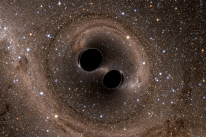 'Gravitational-Wave Background' Hum Could Reveal Unknown Black Holes