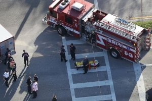 Parkland paramedics delayed by chaos at school, new audio recordings reveal