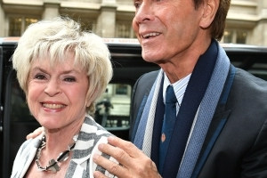 Sir Cliff Richard arrives to give evidence against BBC in High Court