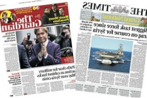 What the papers say – April 13