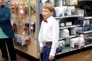 Yodeling Walmart Kid Somehow Inks Deal To Perform At Coachella