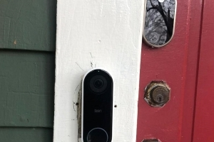 CNBC tested Google's new 'smart' doorbell and lock, and here's what they're like