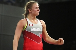 Erica Wiebe named Canada's flag-bearer for Commonwealth closing ceremony