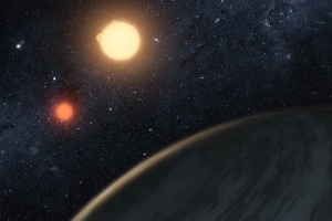Planets Orbiting Binary Stars Can Be Thrown Into Space
