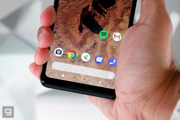 Android P might include iPhone X-style navigation gestures