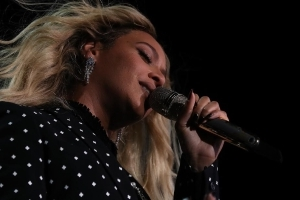 Beyoncé makes history with a live performance at Coachella