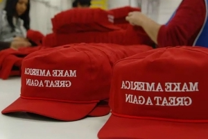 Danish tourist mugged at knifepoint over MAGA hat: report