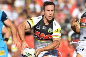 Maloney fires Panthers past Titans