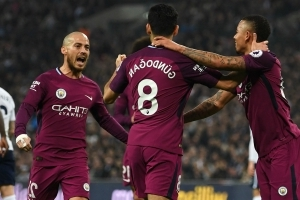 Man City crowned Premier League champions after United defeat