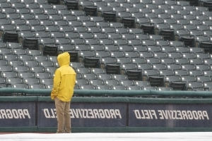 Rain postpones Indians-Blue Jays for 2nd straight day