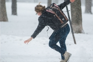Sunday storm could bring '24 hours of freezing rain': meteorologist