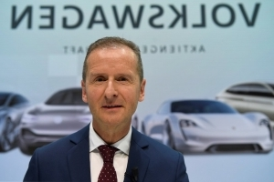 Volkswagen's new CEO may become Audi chairman in May - sources