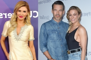 Brandi Glanville, LeAnn Rimes make 'peace' after years of feuding: See the photo