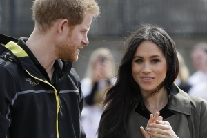 Cheers as Harry reveals Meghan's excitement about Commonwealth role