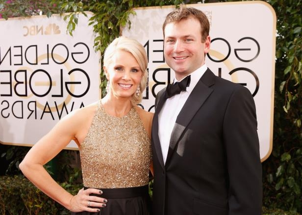 Slide 22 of 25: BEVERLY HILLS, CA - JANUARY 12: 71st ANNUAL GOLDEN GLOBE AWARDS -- Pictured: Daniel Allison and actress Monica Potter arrive to the 71st Annual Golden Globe Awards held at the Beverly Hilton Hotel on January 12, 2014 -- (Photo by Trae Patton/NBC/NBC via Getty Images)