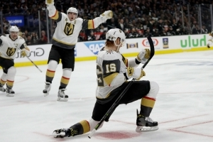 Vegas earns third win over Kings, closes in on series sweep
