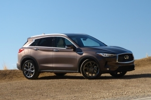 2019 Infiniti QX50 Should be on your Radar