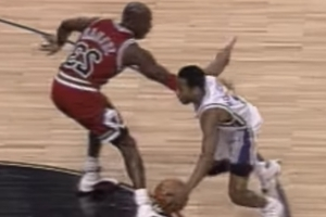 Allen Iverson imagined 'The Crossover' long before he schooled Michael Jordan