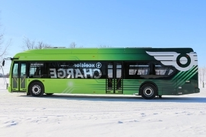 Electric Buses Coming to Ontario