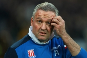 Lambert still believes in Stoke survival chances despite Hammer blow