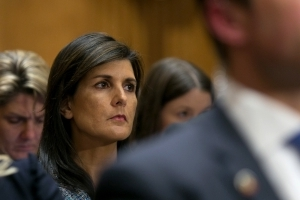 Nikki Haley Got 'Ahead of the Curve' in Announcing Russian Sanctions, Officials Say