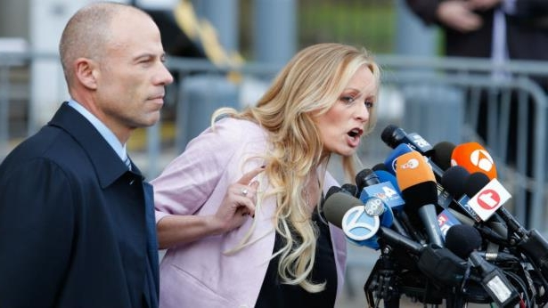 Stormy Daniels: Trump's lawyer believes he's above the law