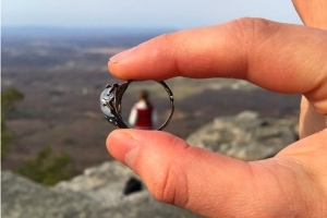 Here's Why This Mountain-Top Marriage Proposal Is Going Viral