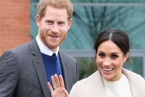 Perfume created for royal wedding