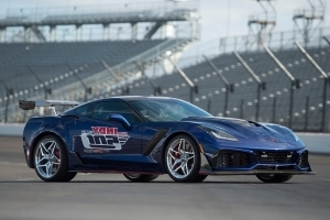 The 2019 Chevrolet Corvette ZR1 is This Year's Indy 500 Pace Car