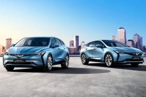 Buick VELITE 6 PHEV and EV Unveiled in China