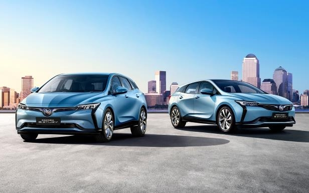 News Buick Velite 6 Phev And Ev Unveiled In China Pressfrom Canada