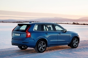 The Volvo XC90 Hasn't Killed Anyone In Britain In 14 Years