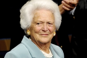 Ex-U.S. presidents among mourners expected at Barbara Bush funeral