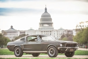 1968 Ford Mustang GT from