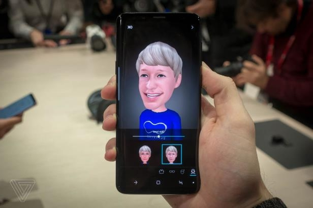 Technology: Samsung patent suggests video chatting with AR