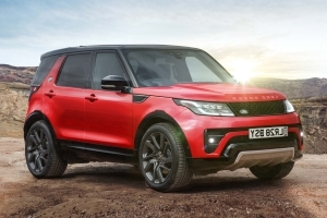 Baby SUVs to spearhead new Land Rover offensive