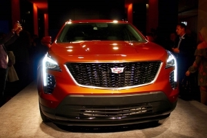 Cadillac's Latest Crossover Coming This Fall