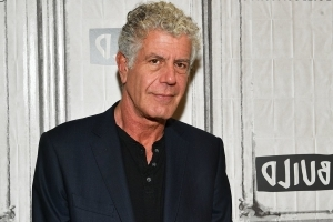 Anthony Bourdain Has Complicated Views on Veganism