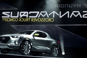 Hyundai Exec Sheds Light on Production Santa Cruz Pickup