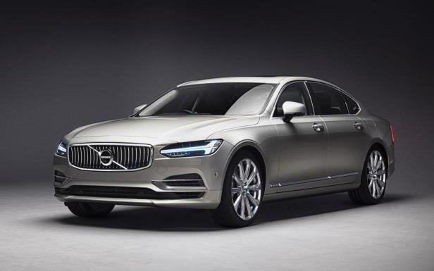 Slide 5 of 9: Volvo S90 Excellence