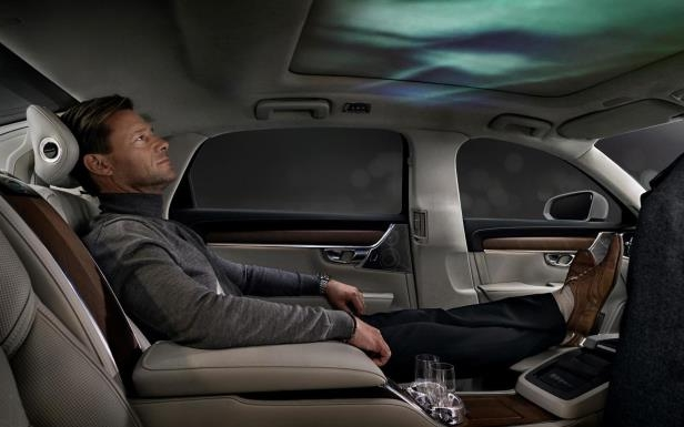 Slide 8 of 9: Volvo S90 Ambience Concept