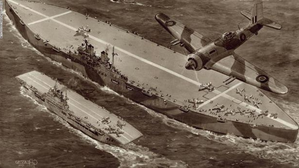 World: Project Habbakuk: Britain's WWII ice warship - PressFrom - US