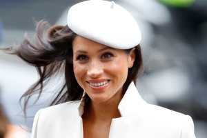Meghan Markle Is Stealing Amal Clooney's Hairstylist for the Royal Wedding