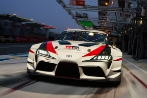You Can Now Drive the Toyota GR Supra Racing Concept in Gran Turismo Sport