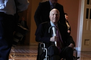 Report: John McCain tells son-in-law to