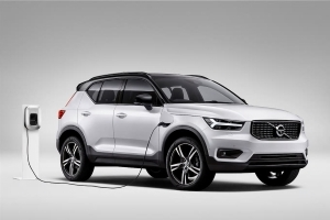 Volvo Plans to Sell a Ridiculous Number of EVs by 2025