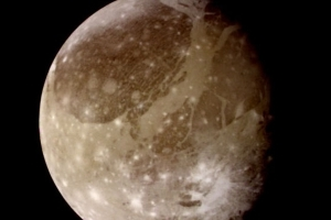 20-Year-Old Data Could Explain Ganymede's Unique Magnetosphere