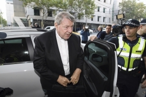 Cardinal Pell to face trial on criminal charges in Australia