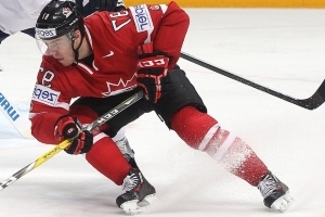 Connor McDavid leads Canada past Latvia in hockey worlds warmup