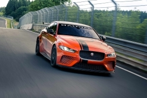 The XE SV Project 8 Wasn't Quick Enough, So Jaguar Made it Quicker
